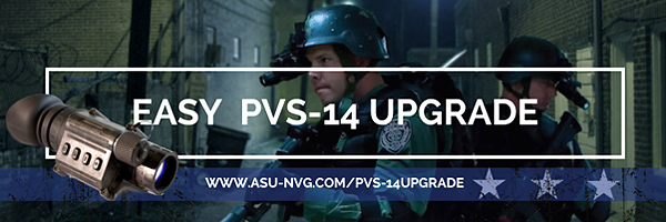Easy PVS-14 Upgrade