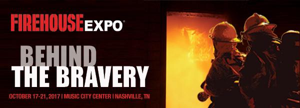 Firehouse Expo | October 17-21, 2017 | Music City Center | Nashville, TN