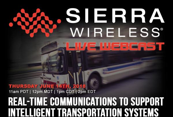 Sierra Wireless Live Webcast